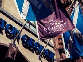 Carlton George Hotel, hotel in Glasgow