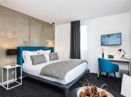 Ténéo Apparthotel Talence Espeleta, hôtel à Talence