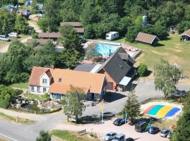 Lyngholt Family Camping & Cottages, campground in Allinge