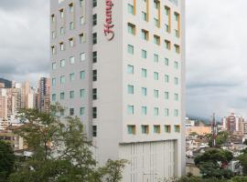 Hampton By Hilton Bucaramanga, hotel en Bucaramanga