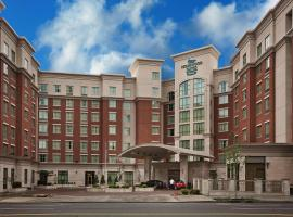 Homewood Suites Nashville Vanderbilt, hotel near Bridgestone Arena, Nashville