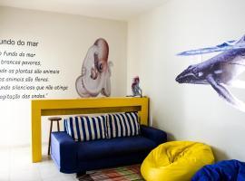 Hostel Vila Praiana, budget hotel in Arraial do Cabo