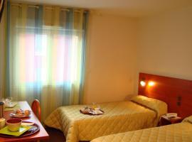 Résidence du Soleil, hotel in Lourdes
