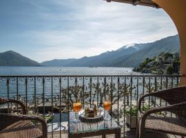 Albergo Carcani, hotel in Ascona
