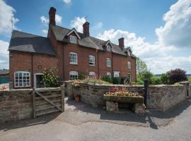 Moreton Hall Farm, hotel near RAF Museum, Newport