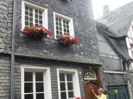 Der kleine Globetrotter, family hotel in Monschau