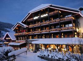 Hôtel Alpina, hotel in Les Gets