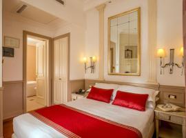 Hotel Villa Glori, hotel in Rome