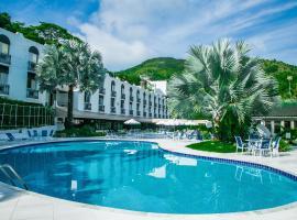 Wembley Inn Hotel, hotel in Ubatuba