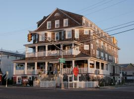 Hotel Macomber, inn in Cape May