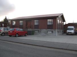 Crossroads Guesthouse - Egilsstaðir, guest house in Egilsstadir