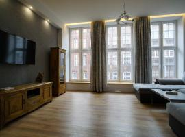 Apartament MARIACKA 42, hotel near Long Bridge, Gdańsk