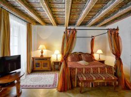 Hotel Residence Bijou de Prague, serviced apartment in Prague