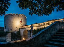 Dimora Storica Torre Del Parco 1419, отель в Лечче