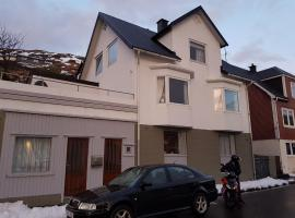Budget Guesthouse Borgustova, hotel in Vestmanna