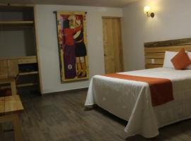 Hotel Palace Inn SCLC, hotel en San Cristóbal de Las Casas