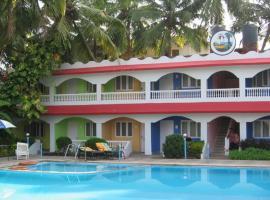 Williams Beach Retreat, hotel in Colva