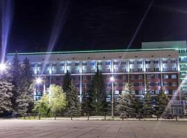 Zvezda Zhiguley Hotel, hotel in Tolyatti