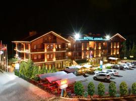 Royal Uzungol Hotel&Spa, отель в городе Узунгёль