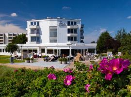 Strandhotel Bene, hotel em Burgtiefe auf Fehmarn
