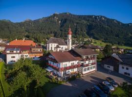 Alpenhof Wängle, Ferienwohnung in Reutte