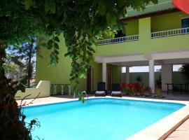 Hotel Pousada Oasis, hotel in Conde