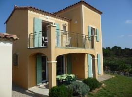 Villa Pays d'Oc, hotel near Saint-Thomas Golf Course, Béziers