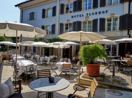 Hotel Florhof, hotel en Zúrich