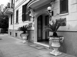 Hotel Malaga, hotel near Bologna Metro Station, Rome