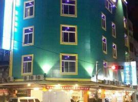 新格大飯店,花蓮市花蓮城隍廟附近的飯店