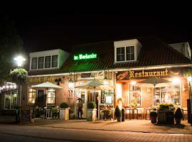 Hotel Restaurant de Boekanier, hotel en Vrouwenpolder