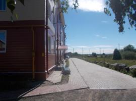 Apartamenty Na Gledenskoy, hotel in Velikiy Ustyug