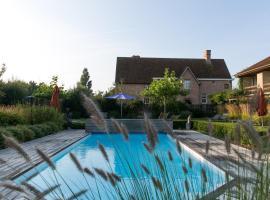 Country House Duinhof, Hotel in der Nähe von: Bahnhof Ostende, De Haan