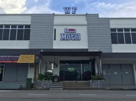 WF Motel, motel in Kulim