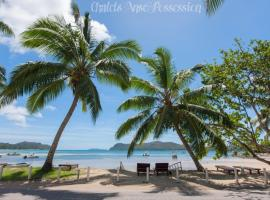 Chalets Anse Possession, vacation rental in Baie Sainte Anne