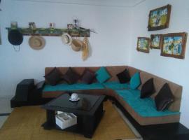 Résidence Nour, serviced apartment in Mezraya