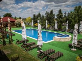 Hotel Mondial - Baia, hotel in Baia