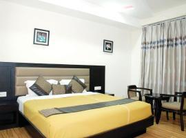 Hotel Orbit 34, hotel in Chandīgarh