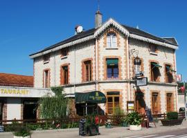 Hôtel Restaurant de l'Abbaye, hôtel à Clairvaux près de: Nigloland