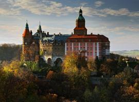 Wanda, hotel in Szczawno-Zdrój