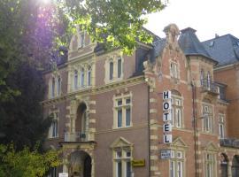 Hotel Anlage Heidelberg, hotel in Heidelberg