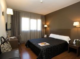 Hotel Cisneros, отель в городе Алькала-де-Энарес