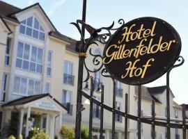 Landhotel Gillenfelder Hof, hotel near Scharteberg mountain, Gillenfeld