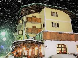 Hotel Tosa, hotel a Madonna di Campiglio