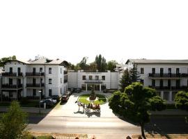 Hotel Uzdrowiskowy St George – hotel w Ciechocinku