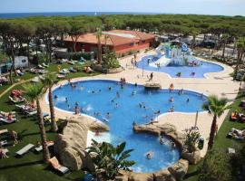 Camping Bella Terra, campground in Blanes