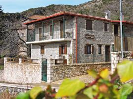 Ξενώνας Γαρταγάνη, κατάλυμα στη Στεμνίτσα