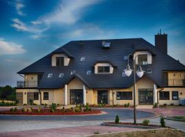 Zajazd Antresola – hotel w mieście Snochowice