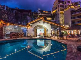 Villa Celeste, hotel 5 estrellas en Puerto Vallarta