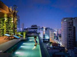 Silverland Yen Hotel, hotel near Vincom Shopping Center, Ho Chi Minh City